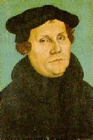 Kerkgeschiedenis: Maarten Luther