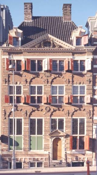 Rembrandthuis museum