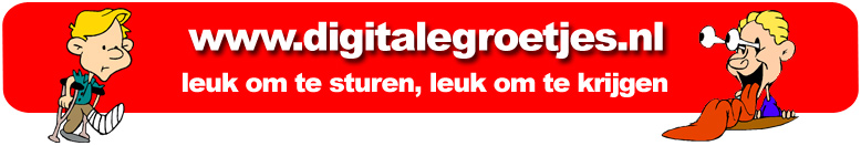 Digitalegroetjes