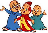 ALVIN AND THE CHIPMUNKS - Kleurplaten