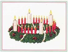 ADVENTSKALENDERS & ADVENT - alles over advent